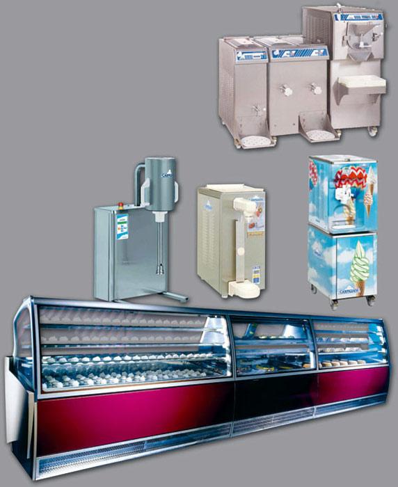 G arredi arredamenti per pasticcerie gelaterie bar forni for Spinelli arredamenti