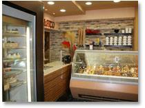 G arredi arredamenti per pasticcerie gelaterie bar forni for Ap arredamenti